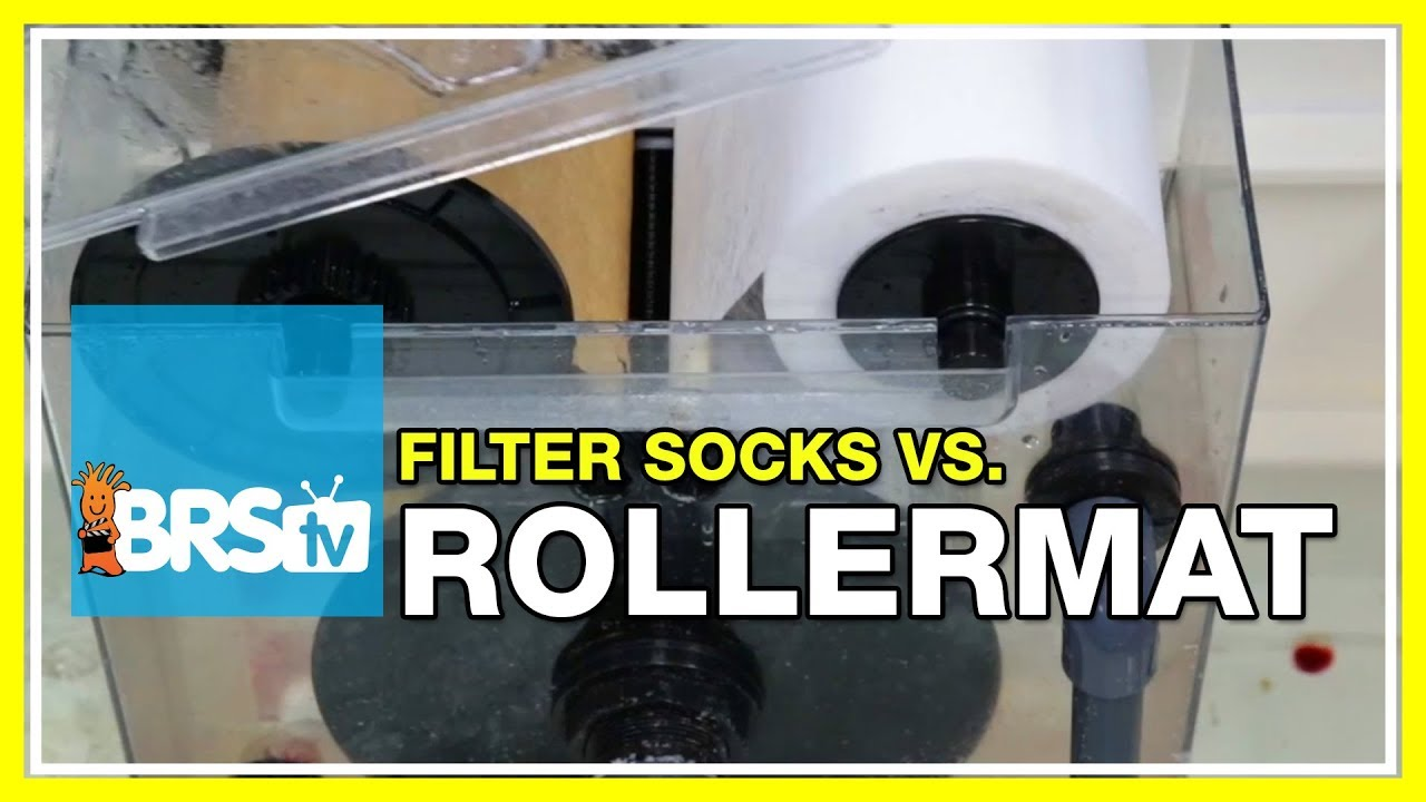 Week 25: Going beyond filter socks: The Theiling Rollermat | 52 Weeks of Reefing #BRS160