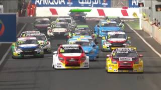 For my fans who didnt see race 1 FIA WTCC in Marrakech