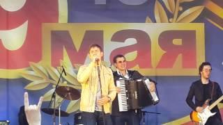 Стас Пьеха - На Ладони Линия 9мая2013 Колпино