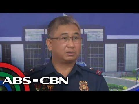 [ABS-CBN] WATCH: PNP briefing on the arrest of 'Ardot' Parojinog | 24 May 2018