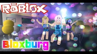 2019 NEW YEAR'S PARTY AT AMY'S!!!Roblox Bloxburg ft. Happy Roblox Day & Jona