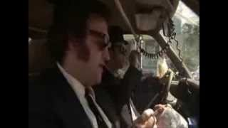 Fats Domino - I'm Walkin! (Blues Brothers in Campagna Pubblicitaria!)