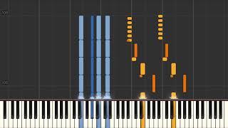 What's Goin' On Here (Deep Purple) - Virtuoso piano solo tutorial