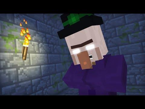 witch villager life v minecraft animation 3 56 mb wallpaper