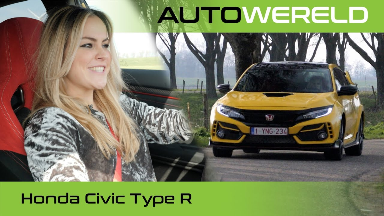 Honda Civic Type R Limited Edition (2021) review met Stéphane Kox