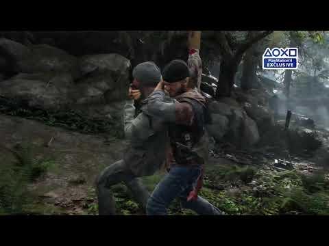 Видео № 1 из игры Days Gone (Жизнь После) Специальное Издание [PS4]