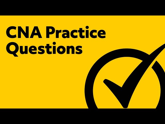 Free cna practice test questions prep for cna certification free cna practice test cna training fandeluxe Image collections