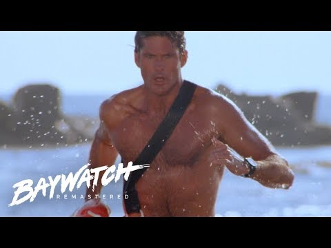 Video trailer för Baywatch Remastered | Opening titles in HD
