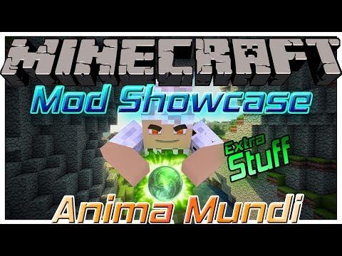Anima Mundi Extra Stuff || Minecraft 1.12 Mod Showcase 11 ||