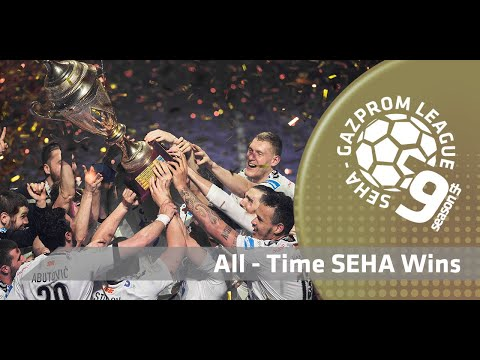 The award for the most SEHA wins goes to the one&only - VARDAR 1961!