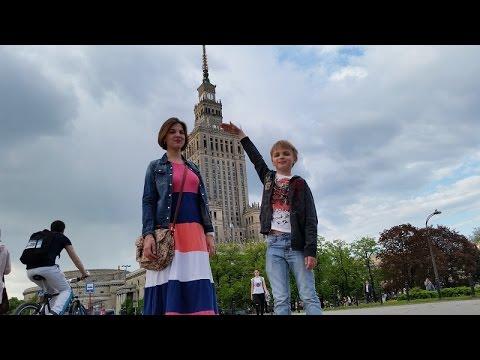 Sightseeing in Warsaw: old town and centre / Достопримечательности Варшавы: что посмотреть в Варшаве