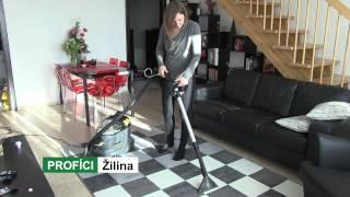 preview picture of video 'PROFÍCI Žilina - Katarína Vavreková - čistiace a upratovacie služby'