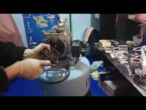 Ремонт стоматологического компрессора