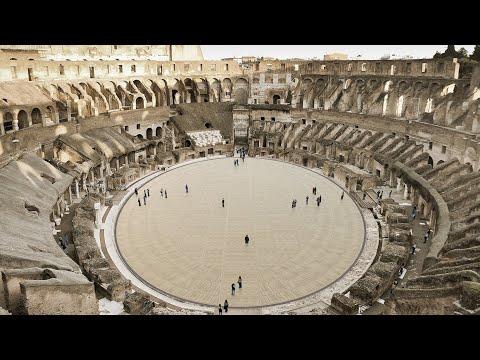 Koloseum dobija pod koji se uvlači i kojim se upravlja daljinski (VIDEO)