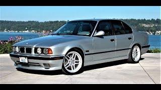 BMW E34 520 M50 на TOYOTA ДМРВ !