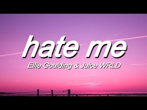 Download Lagu Hate Me Ellie Goulding Juice Wrld Download