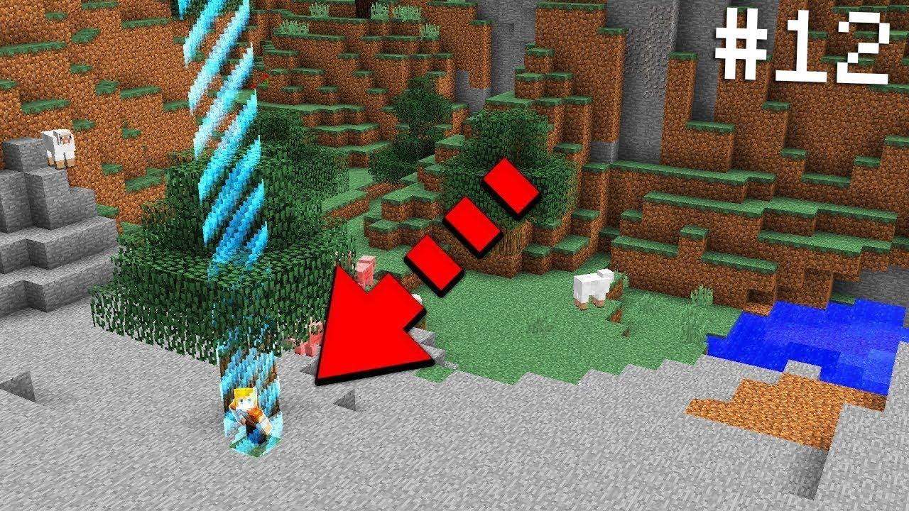 карта на майнкрафт выживание на 1 блоке с ачивками