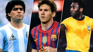 The GREATEST DRIBBLERS In Football History