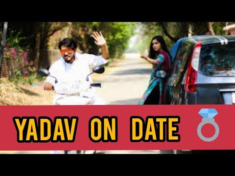 Yadav On Date ❤  - Gabbar Vijay
