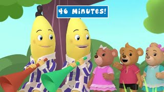 Animated Compilation #25 - Full Episodes - Bananas in Pyjamas Official