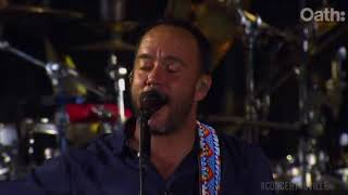 Dave Matthews Band - Don't Drink the Water - Concert for Charlottesville 9/24/17
