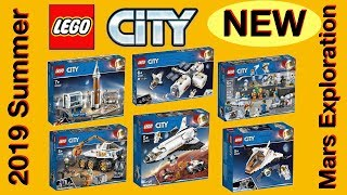 lego city 2019 summer sets space - TH-Clip