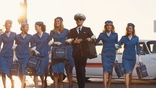 HOT 1960s STEWARDESSES (CATCH ME IF YOU PAN AM)