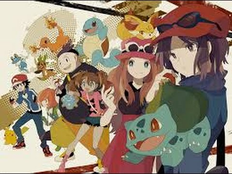 Pokemon [AMV] 2016 Mash Up