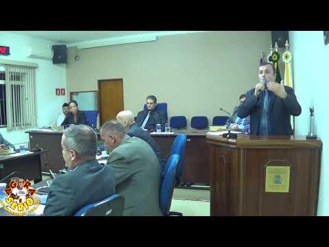 Tribuna Vereador Júlio Português de Juquitiba dia 24 de Abril de 2018