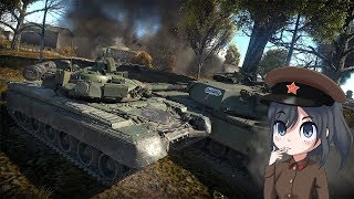 War Thunder: T-80B of Terror
