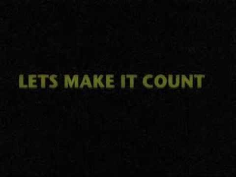 Lets Make It Count