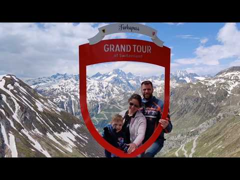 Exploring Switzerland by motorcycle 🇨🇭❤️