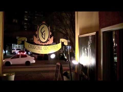 Churchill Grounds, Atlanta GA - A Jazz Place