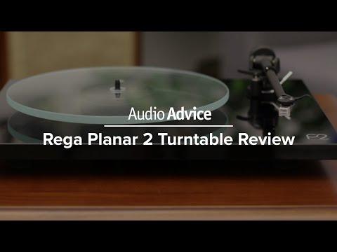 Rega Planar 2 Turntable Review