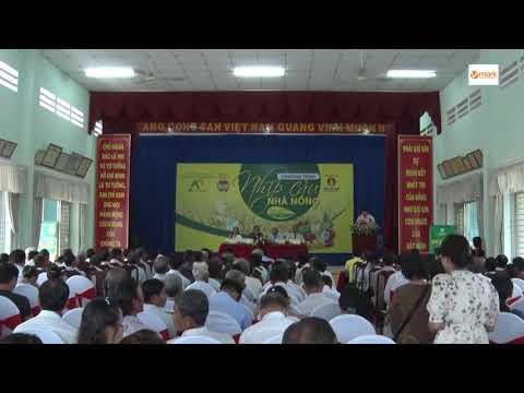 Chương trình: Nhịp Cầu Nhà Nông - Huyện Cần Đước