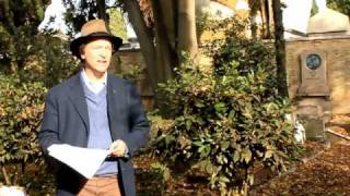 Cemetery Containments: Joseph Brodsky vs Ezra Pound