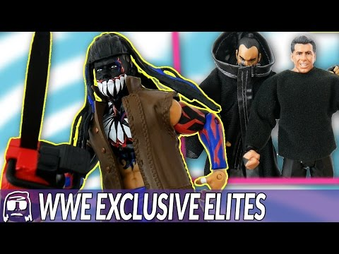 Finn Balor, Undertaker & Mr. McMahon WWE Toys R Us Network Spotlight Exclusive Unboxing & Review!!