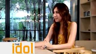 The IDOL คนบันดาลใจ ซี - ฉัตรปวีณ์ [Onair 21-02-2012]