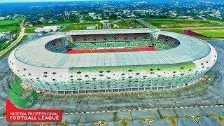 Nigeria Premier League Stadiums 2018