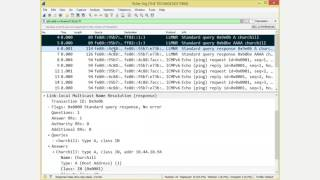 Saving Specific Packets With Wireshark