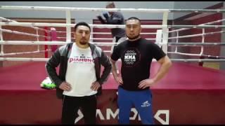 Алмаз Раимкулов и Айбек Мусаев