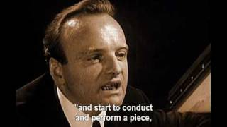 Karl Richter - short interview