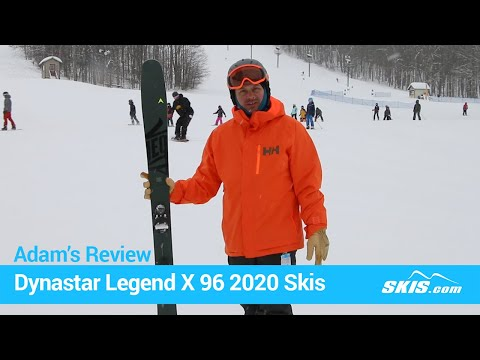Video: Dynastar Legend X 96 Skis 2020 1 50