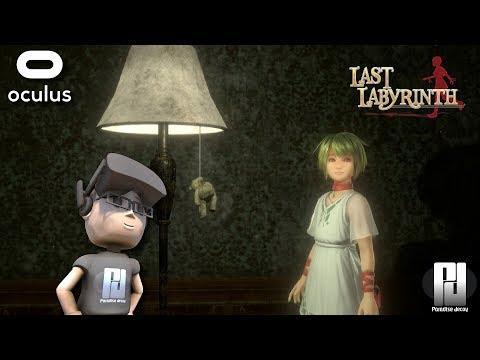 LAST LABYRINTH #VR Impressions // Oculus Rift S // GTX 1060 (6GB)