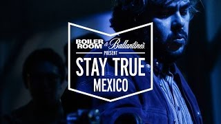 Rebolledo - Live @ Boiler Room & Ballantine's Stay True Mexico 2014