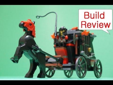 Vidéo LEGO Castle 70401 : L'évasion