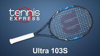 Ρακέτα τέννις Wilson Ultra 103S video