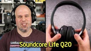Soundcore Life Q20   ein solider ANC BT-Kopfhörer für nur 60€?