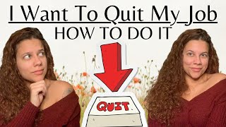 How To Resign From A Job|Gracefully: What To Say When Quitting A Job!