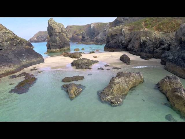West Cornwall Aerial Showreel